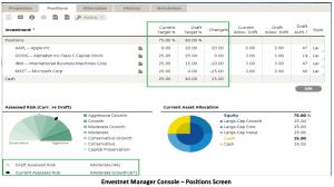 Envestnet Manager Console