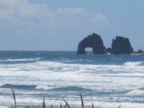 Lovely Twin Rocks