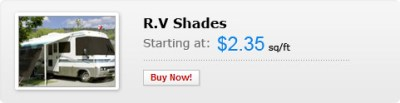 EZ Snap Pricing RV Shades