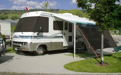 How RV Solar Shades Can Cool Your RV Without Air Conditioning