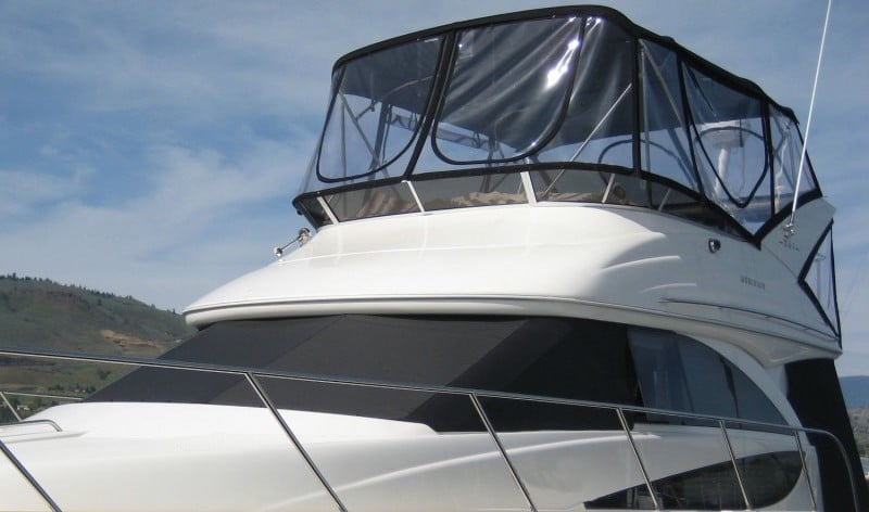 Exteriors Blinds for your Yacht or Boat