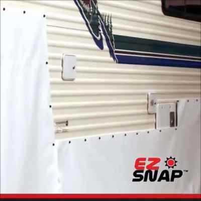 RV Side Skirting