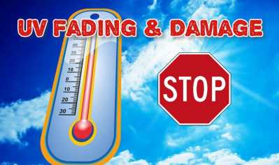Stop UV Fading and Damage