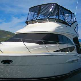 Yacht and Boat Solar Shades