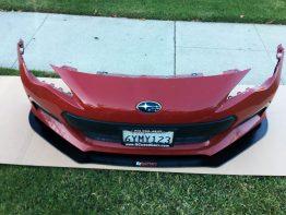 Scion FRS : Subaru BRZ Front Splitter