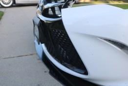 Toyota Camry Front Splitter 15-17