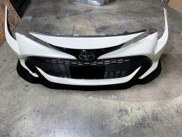 Corolla Hatchback front splitter