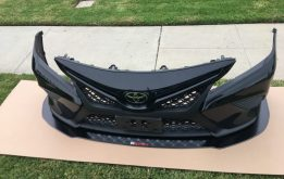 Toyota Camry 18-19 front splitter