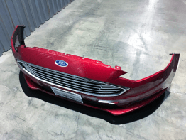 Ford Fusion 17-18 front splitter