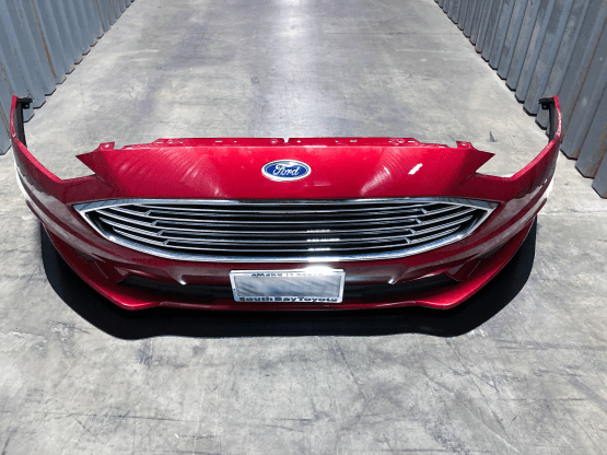 Ford Fusion 2017-2018 front splitter