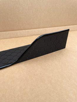 Honeycomb Carbon Fiber side splitters