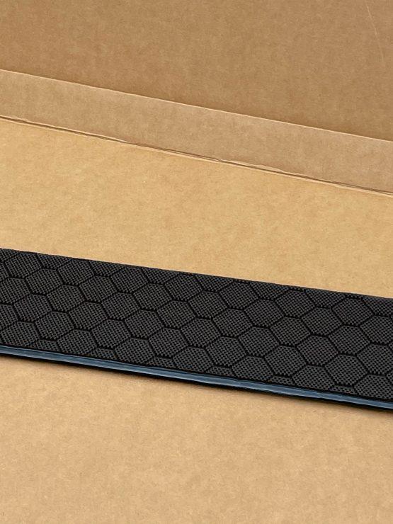Honeycomb carbon fiber splitters