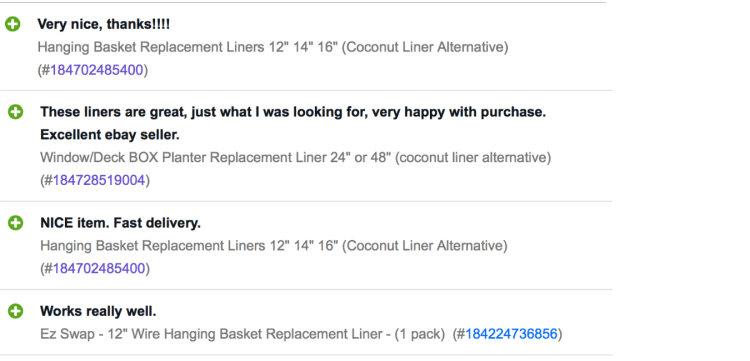 ebay product reviews