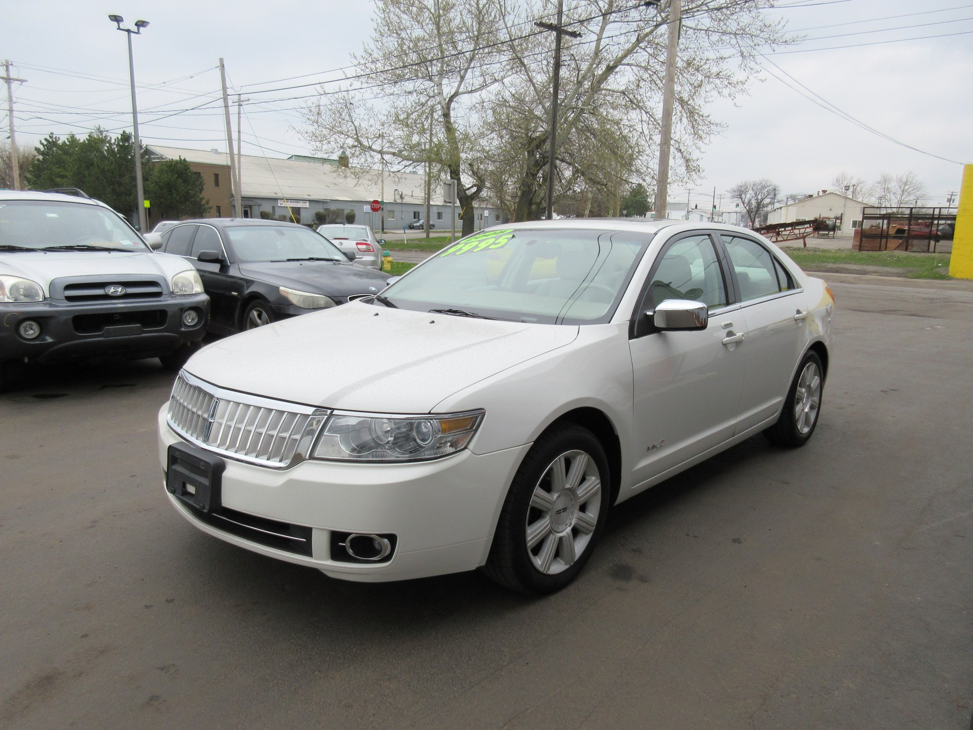 hight resolution of 2008 lincoln mkz awd