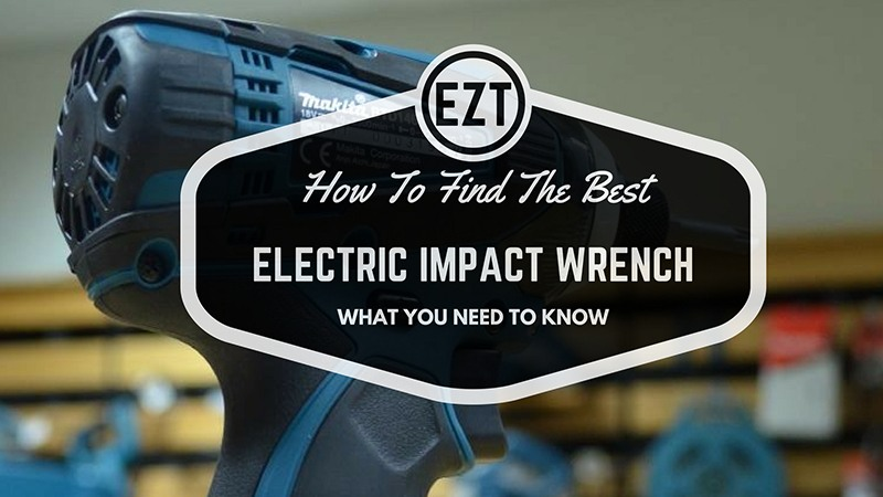best electric impact wrench