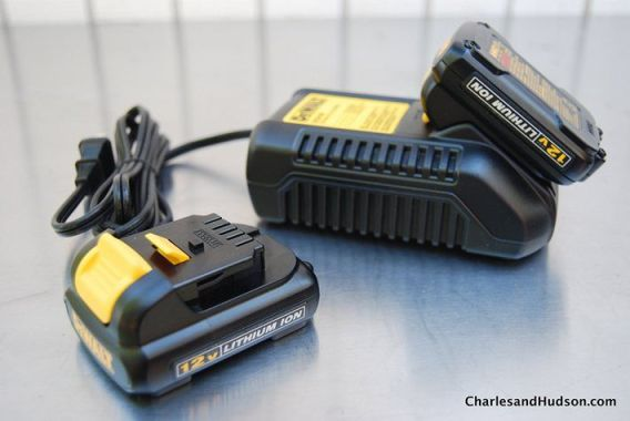 12-Volt battery (Via Mark Hunter)