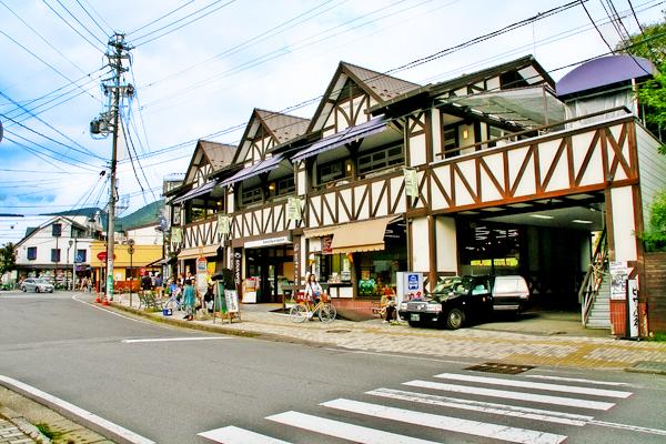 輕井澤-仅限编辑用途shutterstock_529262146