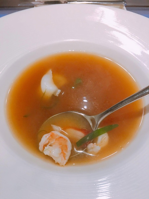 綜合海鮮沙拉-1