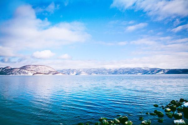 洞爺湖shutterstock_618421049