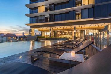 曼谷天空風景酒店2