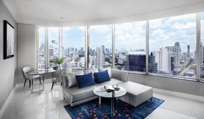 曼谷素坤逸中心55超豪華酒店2