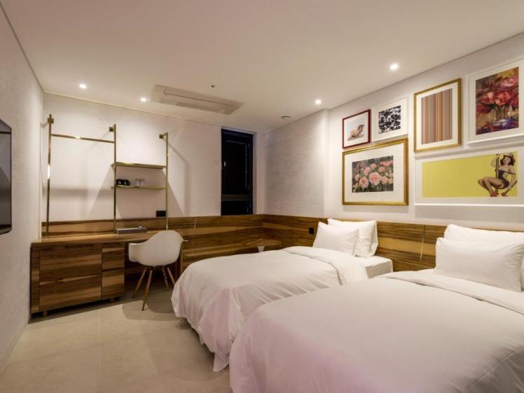 首爾東大門設計者酒店
