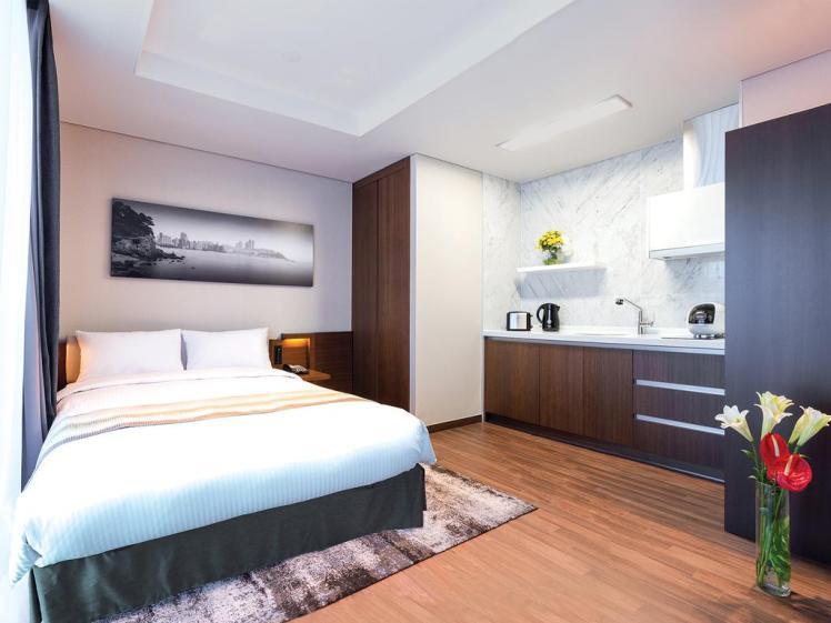 釜山海雲臺馨樂庭酒店2