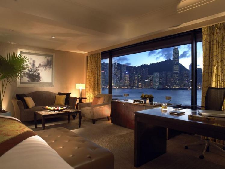香港洲際酒店2