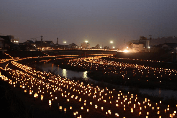 7-日田千年燈