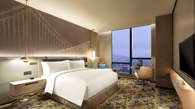 台北新板希爾頓酒店 (2)