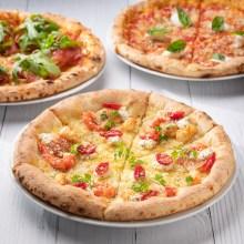 Bencotto的北義式比薩酥脆可口