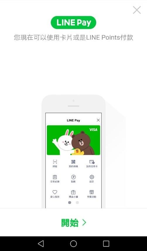網購者如何註冊LINE Pay ─藝誠網頁設計公司
