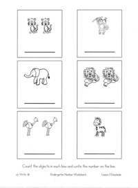 All Worksheets  One To One Correspondence Worksheets For