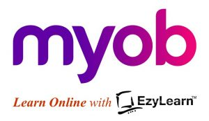 EzyLearn Online Training Courses logo - MYOB AccountRight training & support