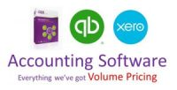 Xero, Quickbooks, MYOB Accountright Accounting Software Training Volume Purchase Courses - Corporate Licence - cropped
