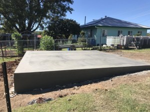 concrete slab with drop edge beam for Job tracking and projects in cloud accounting bookkeeping training courses