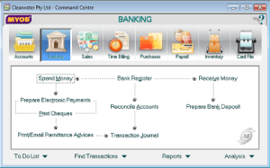 MYOB-accountright-version-17-18-19-banking-command-centre