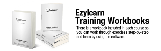 ezylearn_training course-workbooks for excel, myob, xero, word, powerpoint