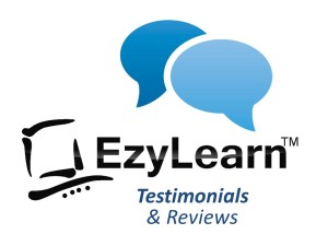 EzyLearn Xero, MYOB, Excel & Social Media Marketing Course testimonials, reviews and recommendations