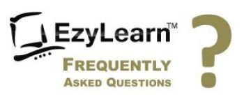 EzyLearn Online Microsoft Excel Training Course Frequently Asked Questions Logo