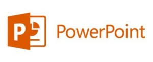 Microsoft PowerPoint introduction, beginners, essentials, intermediate, advanced training courses logo