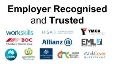 Employer Recognised and Trusted Online Courses