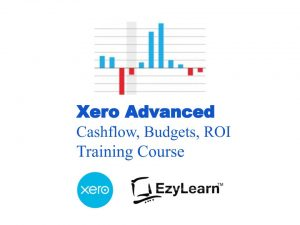 Xero Advanced Certificate Training Short Course - Cashflow, Budgets, ROI - EzyLearn