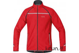 Veste running homme Windstopper Gore Running