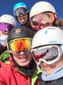 Que des passionnés de ski