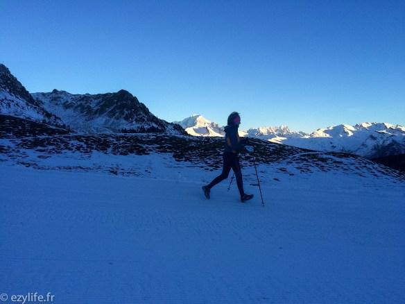 Running au ski