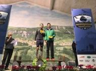 Hivernale des Templiers-Encore un podium pour Julien !