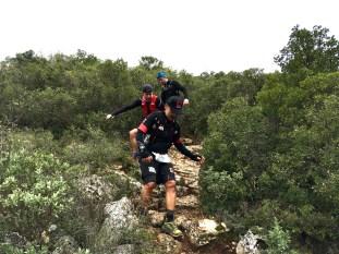 Alpin Trail de Pichauris - des descentes techniques