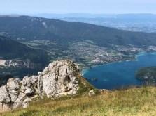 Panorama depuis le col de la Tournette