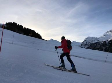 Ski de randonnée Méribel